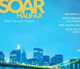 """Soar Halifax"" Magazine"
